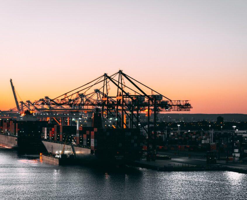 Exporthafen