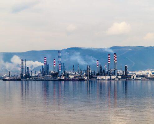 Erdgas Industrie